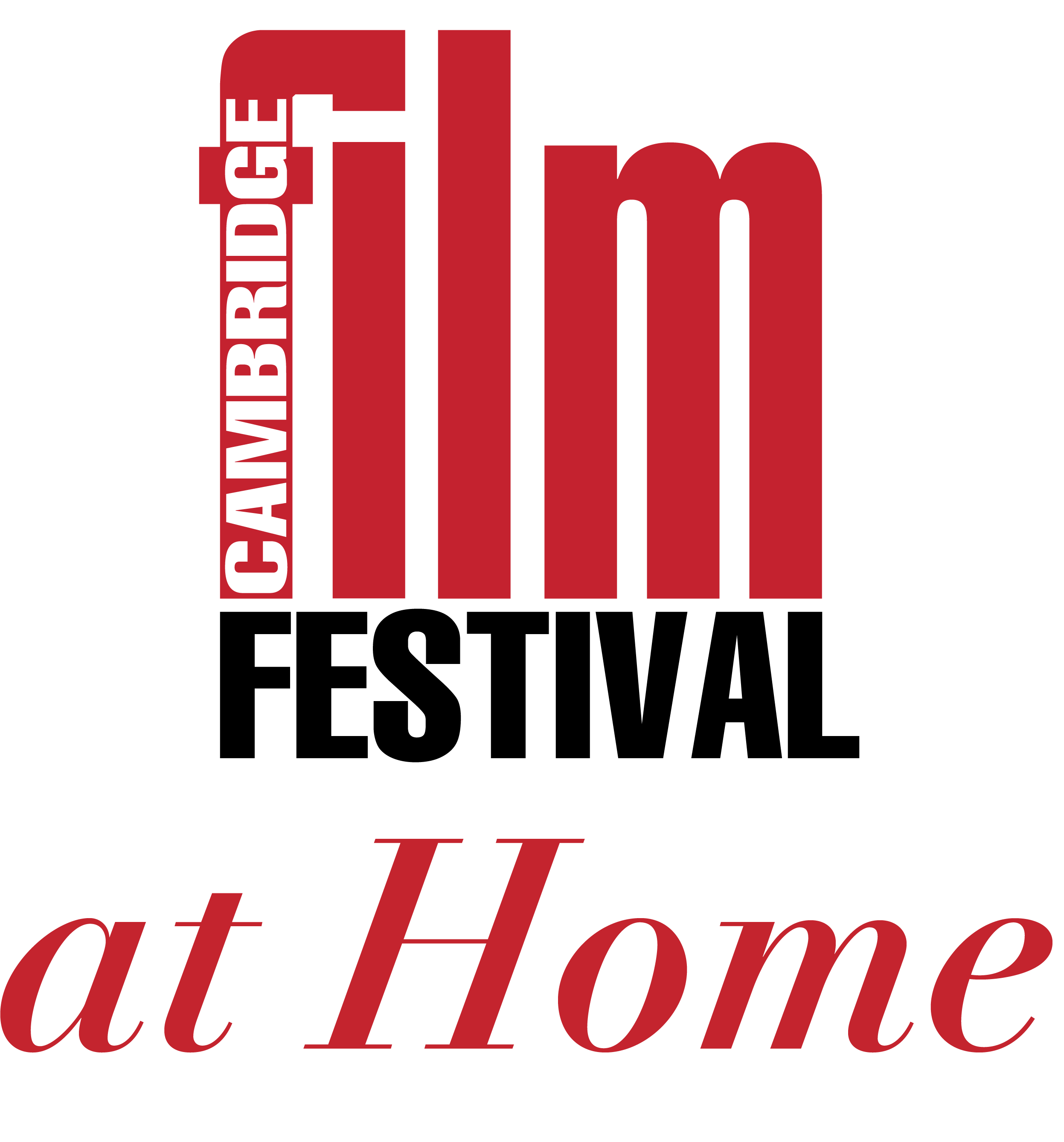 Cambridge Film Festival at Home logo